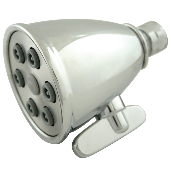 Chrome Clawfoot Tub Add A Shower Kit With K138A1 Shower
